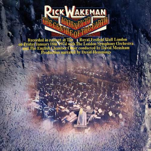 Rick Wakeman With The London Symphony Orchestra - Journey To The Centre Of The Earth