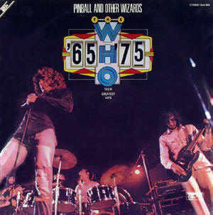 The Who - Pinball And Other Wizards '65-'75