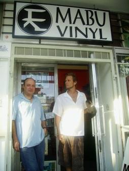 Mabu Vinyl - Sugar and Jacques