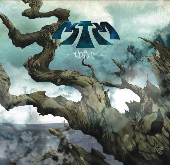 astra the weirding front cover art