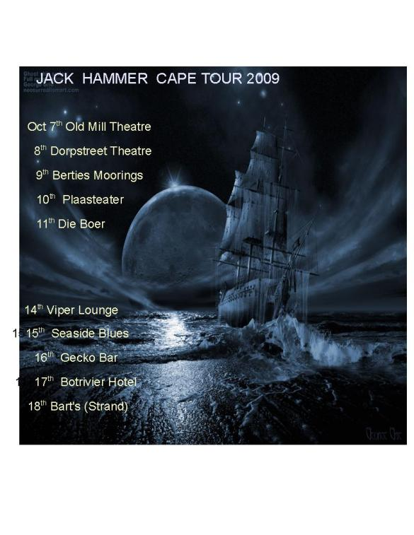 cape poster 2009