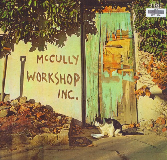 McCully Workshop Inc