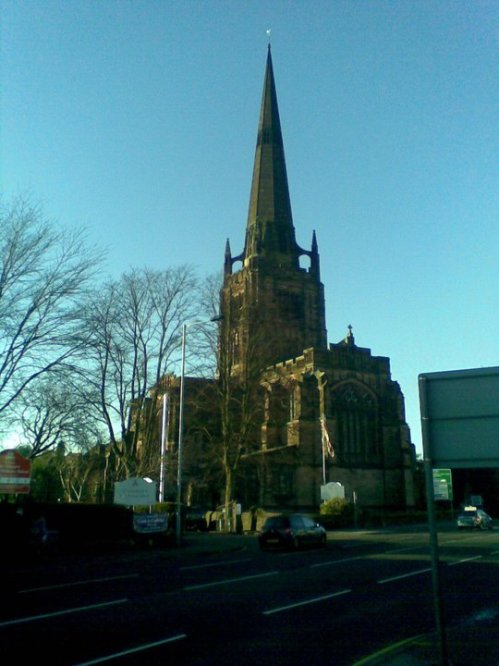 Stockport Church