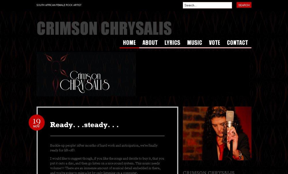 Crimson Chrysalis