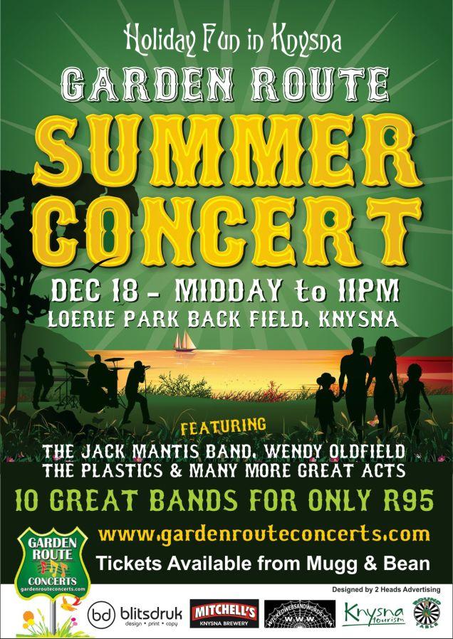 Garden Route Summer Concert
