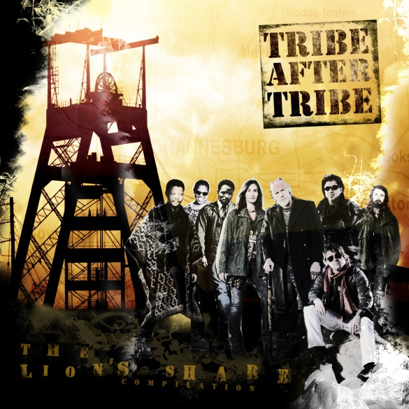 The Lion's Share (compilation) by Tribe After Tribe