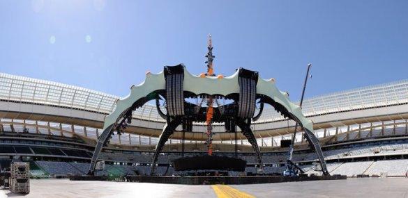 U2 360 Stadium Cape Town