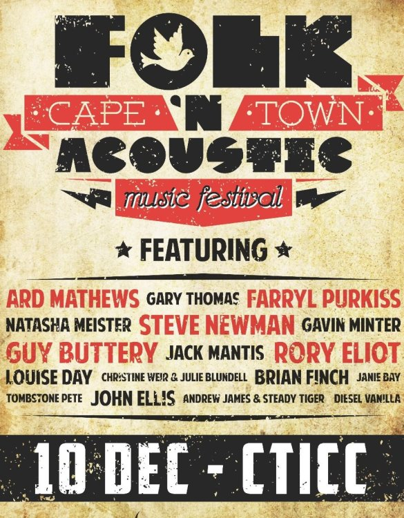 Cape Town Folk 'n Acoustic Music Festival