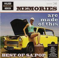 Memories Are Made Of This - Best Of SA Pop