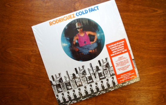 Rodriguez Cold Fact Vinyl Re-issue