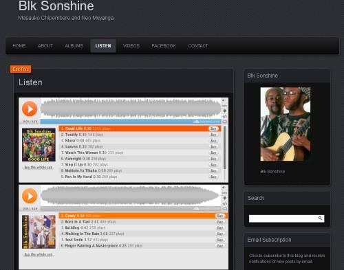 Blk Sonshine