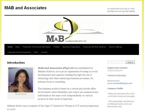 MAB and Associates