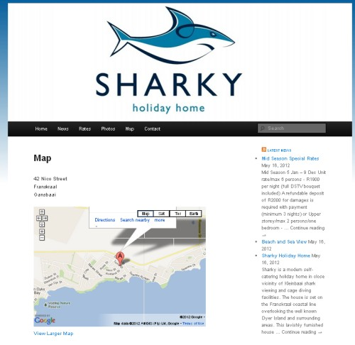 Sharky Holiday Home
