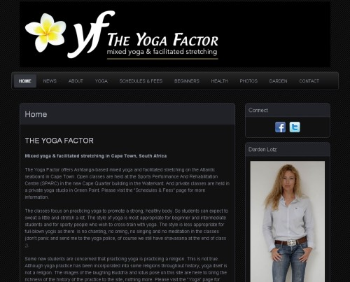 The Yoga Factor