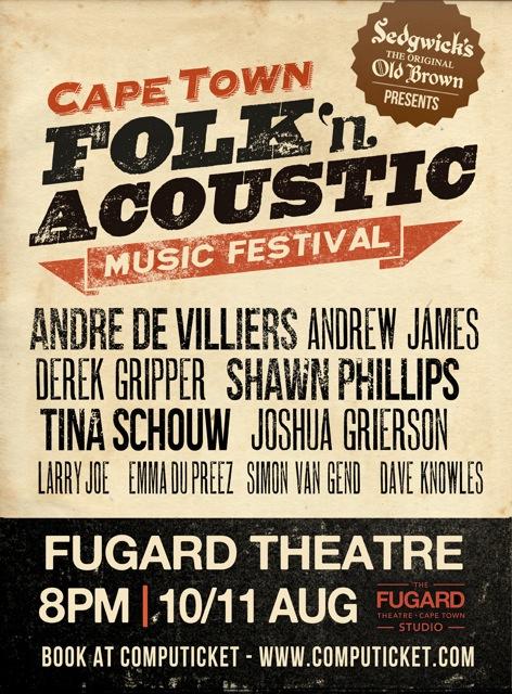 Cape Town Folk 'n Acoustic Music Festival