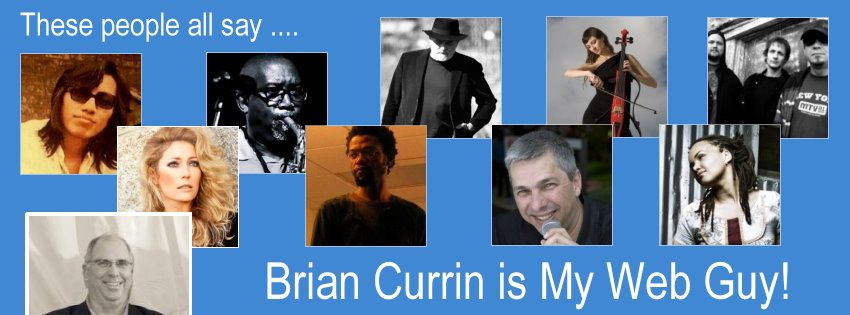 These people say ... Brian is My Web Guy