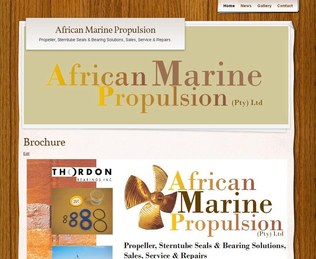 African Marine Propulsion