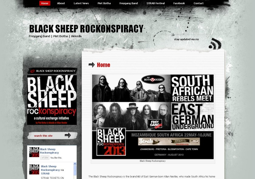 Black Sheep Rockonspiracy