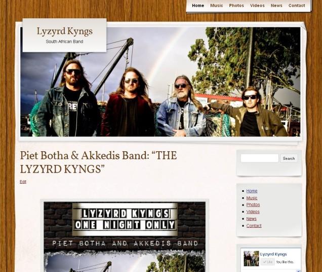 Lyzyrd Kyngs