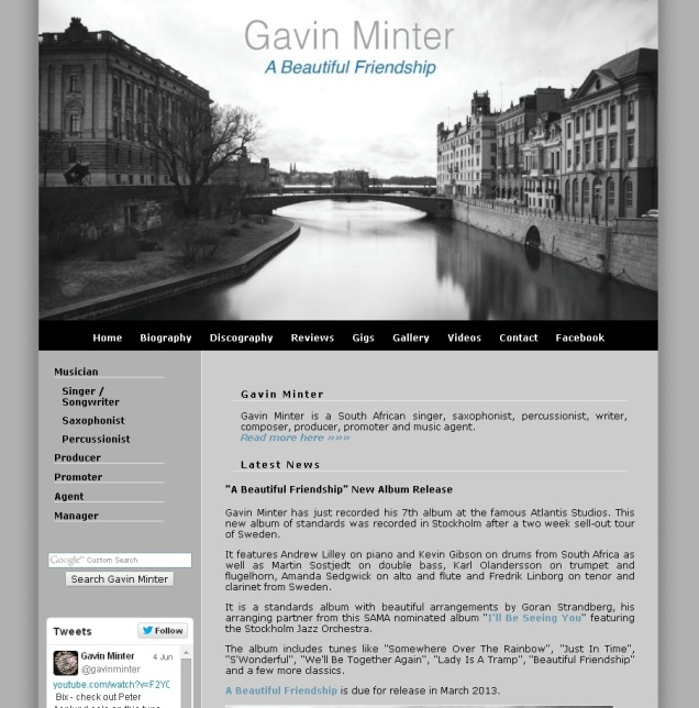 Gavin Minter