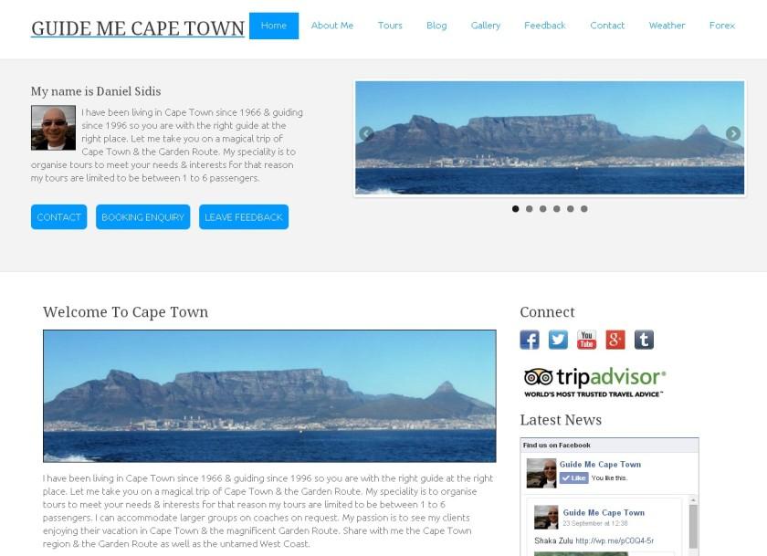 Guide Me Cape Town