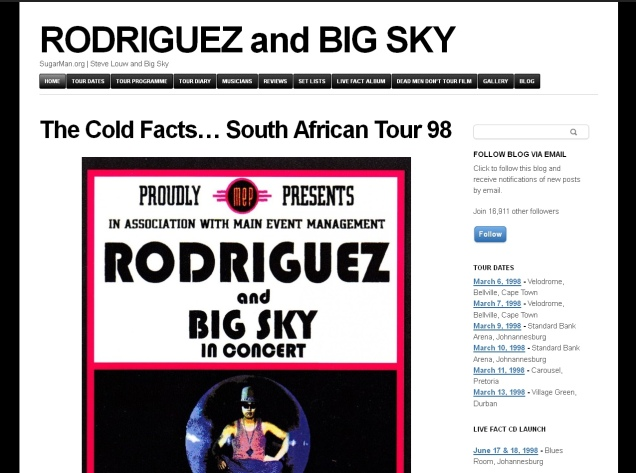 Rodriguez and Big Sky
