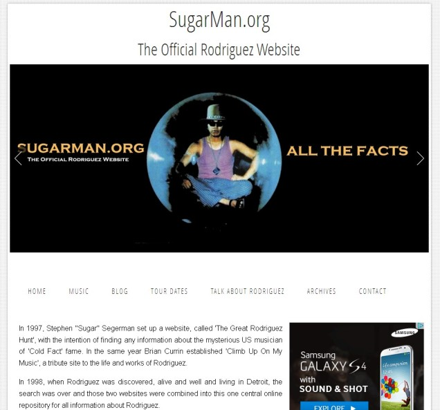 SugarMan.org