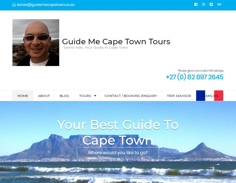 Guide Me Cape Town Tours
