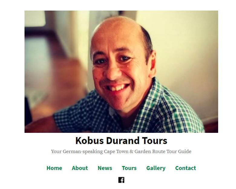Kobus Durand Tours