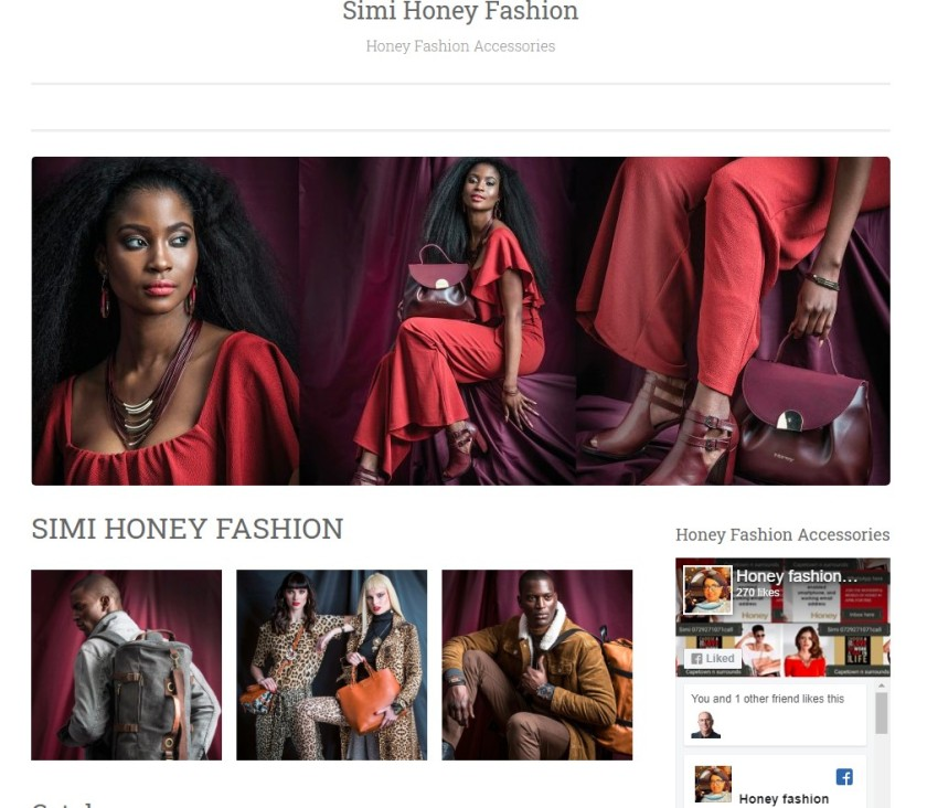 Simi Honey Fashion