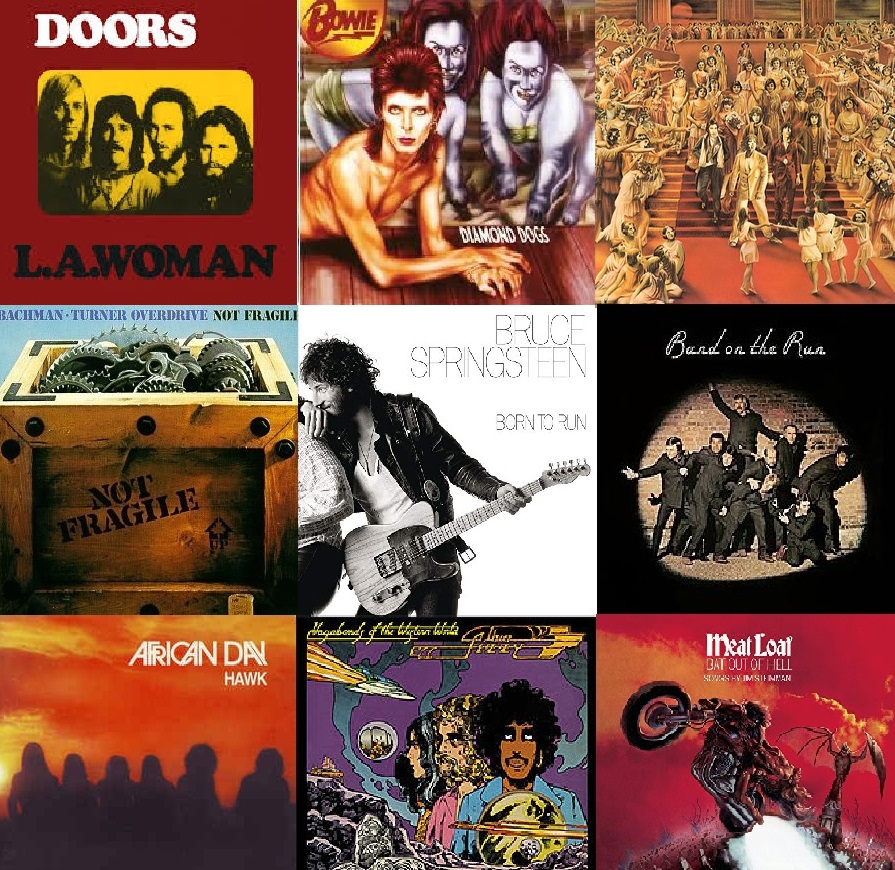 Classic Rock Title Tracks