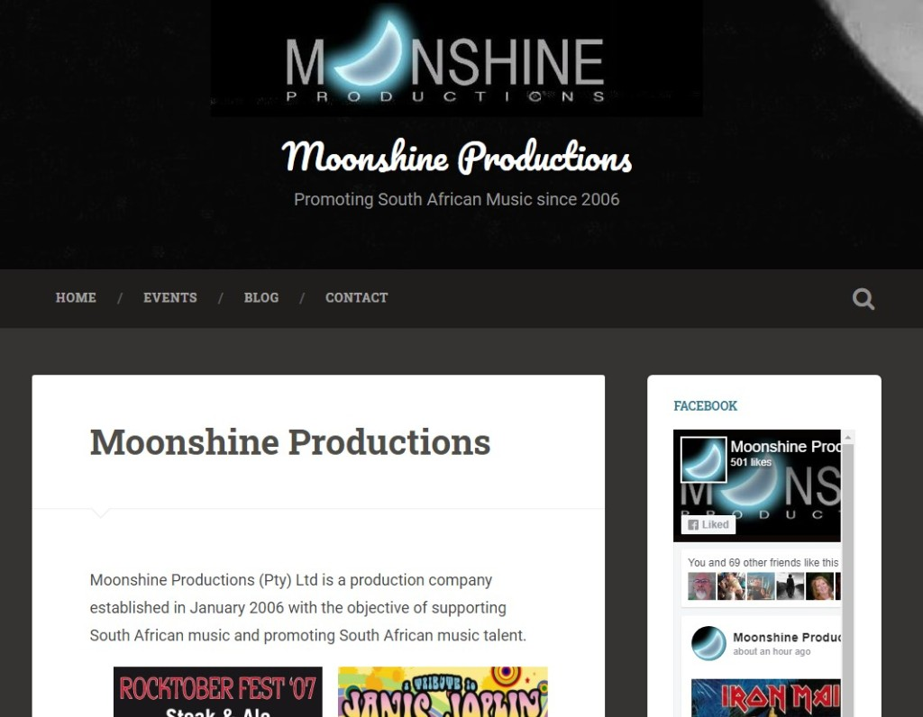 Moonshine Productions